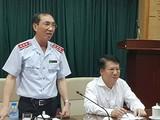 Phó Tổng thanh tra CP Đặng Công Huẩn - Ảnh: Vietnamnet