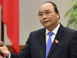Thủ tướng Nguyễn Xuân Phúc: Chính phủ kiến tạo là nói phải đi đôi với làm - Ảnh: VGP