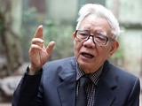 Ông Nguyễn Đình Hương, nguyên Phó trưởng Ban Tổ chức Trung ương, nguyên Trưởng Ban Bảo vệ Chính trị nội bộ