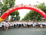 """Gần 2300 người tham gia """"SeABank Run For The Future 2019"""" tại Hà Nội"""