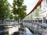 Hình ảnh phối cảnh dự án tại Bắc Từ Liêm của Tập đoàn KDI Holdings. (Nguồn: KDI Holdings)