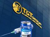 Bộ Y tế giới thiệu Tập đoàn T&T Group đàm phán mua 40 triệu liều vaccine Sputnik V