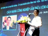 Bộ trưởng Bộ TT&TT Nguyễn Mạnh Hùng phát biểu tại Hội thảo