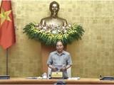 Thủ tướng Nguyễn Xuân Phúc phát biểu tại Hội nghị. (Ảnh MIC)