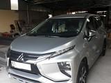 Chiếc xe Mitsubishi Xpander của anh Nghi được cho là bị lỗi hụt hơi khi tăng tốc.