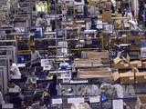 Một dây chuyền sản xuất tại nhà máy Bosch ở San Luis Potosi, Mexico. Ảnh: AFP/TTXVN