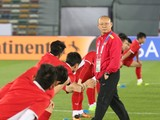HLV Park đã có năm 2018 thành công trên cương vị HLV trưởng đội tuyển Việt Nam (ảnh: AFC)