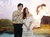 Trịnh Thăng Bình và Midu (ảnh: MSN.com)