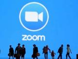 Ứng dụng Zoom bỗng dưng trở nên phổ biến trong thời kỳ dịch Covid-19 bùng phát (ảnh The Guardian)