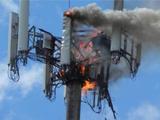 Một số cột thu phát 5G đã bị phá hủy ở Hà Lan