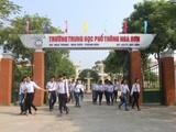 Trường THPT Nga Sơn, tỉnh Thanh Hóa
