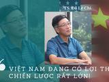 Tiến sĩ Đỗ Lê Chi