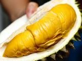 Sầu riêng Musang King còn được gọi là 'Mao Shan Wang' hoặc 'Mèo ngủ' theo hình dạng của trái sầu khi mới mở (ảnh: Handout)