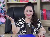 Bà Nguyễn Phương Hằng tại buổi livestream tối 25/5