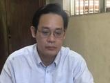 Thầy giáo Lê Trần Ngọc Sơn (ảnh báo Tuổi trẻ)