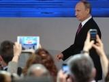 Rúp Nga sụt giảm: Cú sốc chính trị của ông Putin?