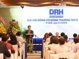 Ông Phan Tấn Đạt vào HĐQT DRH từ tháng 06/2015 và chính thức trở thành Tổng Giám đốc từ tháng 11/2015.
