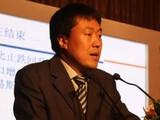 """Tiến sỹ Cao Thiện Văn, kinh tế gia của Công ty """"An Tín Chứng khoán"""" (Essence Securities). (Ảnh: Internet)"""