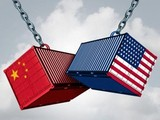 Việt Nam đang chịu ảnh hưởng không như kỳ vọng từ cuộc đối đầu thương mại Mỹ - Trung. (Ảnh: Internet)