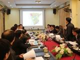 Thực tế từ tháng 11/2017, Kosy đã có buổi thuyết trình ý tưởng quy hoạch dự án Khu nhà ở đô thị Kosy Hà Nam trước các Sở, ngành của tỉnh Hà Nam. (Ảnh: KOS)