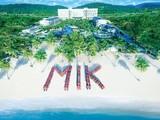 Quỹ đất đáng mơ ước của MIKGroup tại đảo ngọc Phú Quốc. (Ảnh: Internet)
