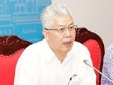 Ông Nguyễn Đức Kiên, Phó Chủ nhiệm Ủy ban Kinh tế của Quốc hội khóa XIV
