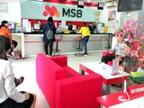 MSB báo lãi 1.287 tỷ đồng, nhân viên thu nhập bình quân 23 triệu đồng/tháng.