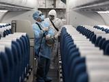 Virus corona 'ăn mòn' ngành hàng không