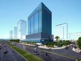 Phối cảnh trung tâm Nghiên cứu và Phát triển mới của Samsung Việt Nam tại KĐT Tây Hồ Tây (Hà Nội) - Ảnh: Samsung Việt Nam