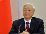 Tổng Bí thư, Chủ tịch nước Nguyễn Phú Trọng. (Ảnh: Internet)