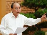Thủ tướng Nguyễn Xuân Phúc (Nguồn: VGP)