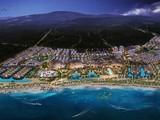 Phối cảnh toàn dự án Lạc Việt Resort & Spa Bình Thuận (Nguồn: Invert)