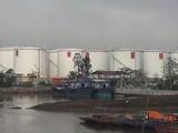 Kho xăng dầu Hải Hà tại Thái Thượng, Thái Thụy, Thái Bình (Nguồn: Internet)