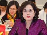 Bà Nguyễn Thị Hồng, Nữ thống đốc Ngân hàng Nhà nước đầu tiên