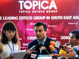 Tổ hợp giáo dục Topica đang làm ăn thế nào?