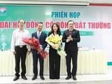 Ông Lê Hồng Phương (thứ 2 từ trái qua) và bà Trần Thị Thu Hằng vào HĐQT Kienlongbank (Nguồn: KLB)
