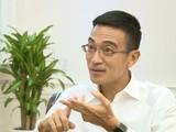 Ông Lê Hải Trà - Tổng giám đốc HoSE (Ảnh chụp màn hình - Nguồn: VTV)