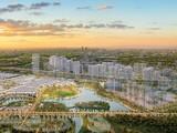 Phối cảnh tổng thể đại đô thị Vinhomes Grand Park (Nguồn: Vinhomes)