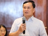 Ông Nguyễn Sơn, Chủ tịch VSD (Nguồn: Internet)