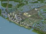 Phối cảnh dự án Khu đô thị Izumi City 170ha tại Biên Hòa, Đồng Nai (Nguồn: NLG)