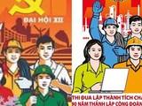 Tác phẩm đoạt Giải 3 của tác giả Nguyễn Thị Hồng Vân, Phó Trưởng khoa Nhạc, Họa, Thể dục (Trường Cao đẳng Hải Dương) bị cộng đồng đặt cạnh tác phẩm gốc.
