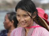 """Cảnh trong phim """"Đảo khát"""", phim truyền hình 20 tập dựa theo truyện ngắn """"Thương quá rau răm"""" của Nguyễn Ngọc Tư"""