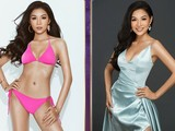 Hoàng Thị Linh là em gái ruột của Hoàng Thùy – Á hậu 1 HHHV VN 2017, Đại diện Việt Nam tại Miss Universe 2019.