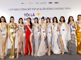 BTC Hoa hậu Hoàn Vũ Việt Nam vừa chính thức công bố Top 60 nhan sắc