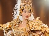 Á hậu Hoàng Thùy học để thể hiện thần thái của một beauty queen