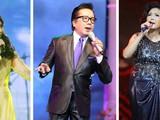 Ca sĩ Họa Mi và Elvis Phương hát tình ca Lam Phương