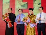Tạ Quang Đông – Thứ trưởng Bộ văn hóa Thể thao & Du lịch tham dự khai mạc Lễ hội Tết Việt