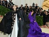 Nguyễn N tại Met Gala hồi tháng 5/ 2018 (Ảnh: Getty Images/ New York Times).