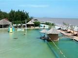 Resort Phương Nam cho mượn cơ sở (không phải trả phí) với 70 phòng, sức chứa khoảng 200 giường (Ảnh: Resort Phương Nam)