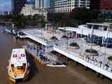 Bus sông Sài Gòn hiện đại nhất VN phải giảm chuyến vì COVID-19 (Ảnh: Lê Quân)